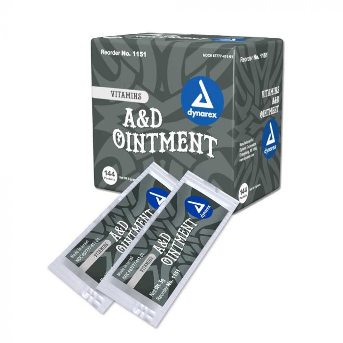 A & D Ointment Packets (144, 5g packets)
