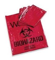 Biohazard Bags 7-10 gallon