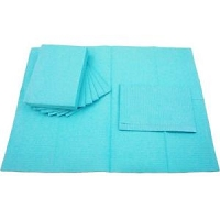 3 ply Lap Bibs 50 count