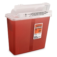 Gallon Sharps Container