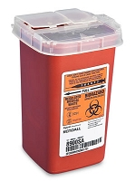 Quart Sharps Container