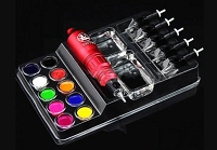 Disposable Tattoo Workstation Tray