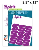 Spirit Thermal Paper 8.5