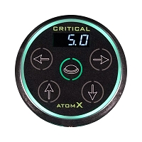 Critical Atom X Power Supply — Black