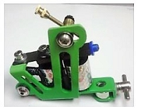Green V Tattoo Machine