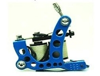 Blue #2 PCW Series Tattoo Machine