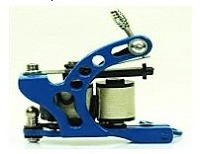 Blue PCW Series Tattoo Machine