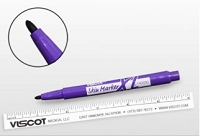 VISCOT Mini XL Prep Resistant Tattoo Skin Ink Marker
