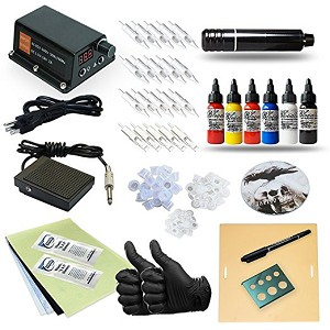 Cartridge Pen Tattoo Starter Kit